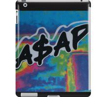 A$AP  iPad Case/Skin