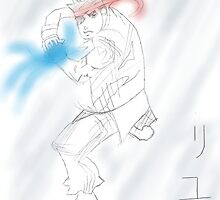 RYU STREET FIGHTER by DUNEJACOB