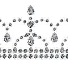 Princess Diamond Tiara by eldonshorey
