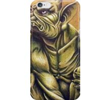 Gargoyle iPhone Case/Skin
