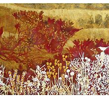 """Byron Bay Dwarf Heath # 1""  by Karyn Fendley"