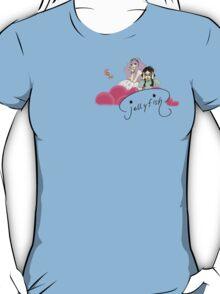 princess jellyfish (jellyfish logo) T-Shirt