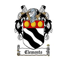 Clements (Cavan) by HaroldHeraldry