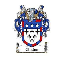 Clinton (Louth) by HaroldHeraldry