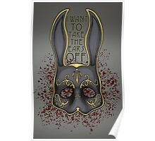I Want to Take the Ears Off - Bioshock Poster