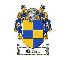 Cusack (Meath) by HaroldHeraldry