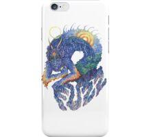 FUZZ Dragon iPhone Case/Skin