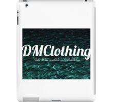 DMClothing Final Logo iPad Case/Skin