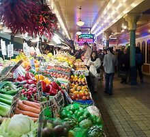 Pike Place Market by letm88