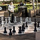 What's my next move? - Sydney Street Photography by Wolf Sverak