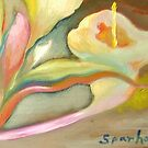 Outside~Inside. Day and Night. Detail I. by Barbara Sparhawk
