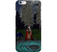 Love grows with time iPhone Case/Skin