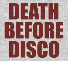 Stripes - Death Before Disco by morph99