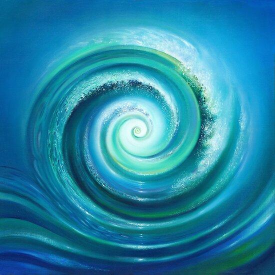 The Return Wave by Anna Miarczynska