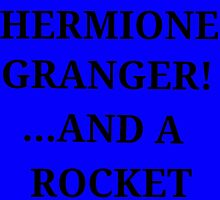 """""""I want hermione"""" draco quote in blue by Queen-of-Asgard"""