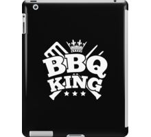 BBQ KING iPad Case/Skin