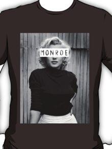 Monroe #3 T-Shirt