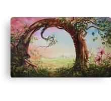 Gate of Illusion Canvas Print