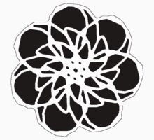Imperial Cherry Blossom Seal - Sakura 2.0 (Black) by kppp