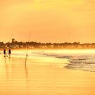 Early morning fishing... by Poete100