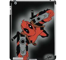Deadpool Falling  iPad Case/Skin