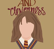 Hermione Granger by whoviandrea