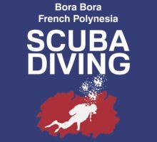 Bora Bora Scuba Diving by 3vanjava