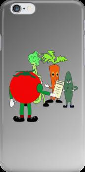 The Tomato Manifesto by journey7
