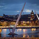 The Peace Bridge - Derry City by Y-Control