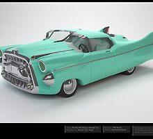 Atomic V8 - 3D Model by Liam  Golden