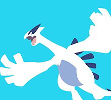 Lugia-Legendary Pokemon by TomsTops