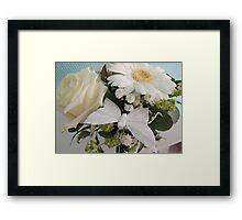 The Wedding Pail Framed Print