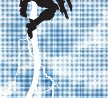 The Dark Raiden Rising Sticker