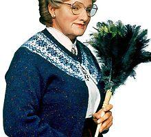 Mrs. Doubtfire by Pamfakner