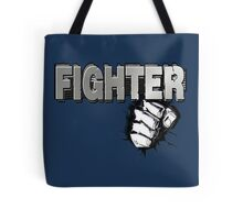 Fist Fighter Tote Bag