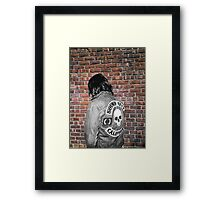 Sound City Jacket Framed Print