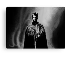 Depeche Mode : King Dave Gahan From Enjoy The Silence - Final Canvas Print