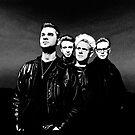 Depeche Mode : portrait's calendar  by Luc Lambert