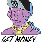 Get Money Bling George by shanin666