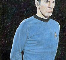 Spock by samchicken6