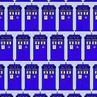 A Multitude of TARDISes by Mister Dalek and Co .