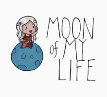 """Game of Thrones - Daenerys """"Moon of My Life"""" Kids Clothes"""