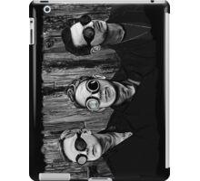 Depeche Mode : Fletch, Martin, Dave with welding glass iPad Case/Skin