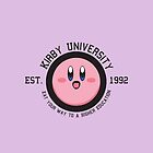 Kirby University  by thorbahn3