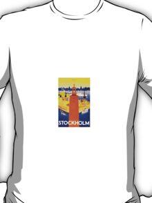 Stockholm, Sweden T-Shirt