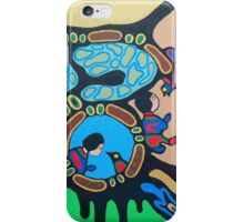 Keep on Trucking - Alberta Oil Sands iPhone Case/Skin