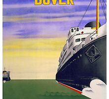 Oostende Dover by Vintagee