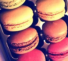 Paris Macaroons, Gadget Edition by Myoung Shim