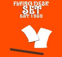 Flying Desk Set T-Shirt