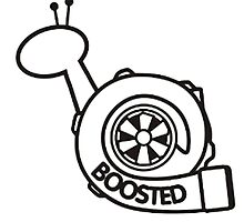 Boosted Snail by fadouli